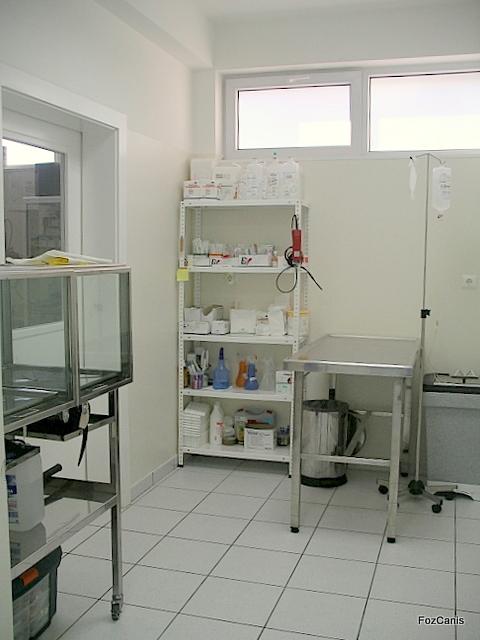 Sala tratamentos